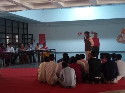Y.C.M.O.U. GANESHOTSAV - 2018 - Antakshari Spardha Final Round