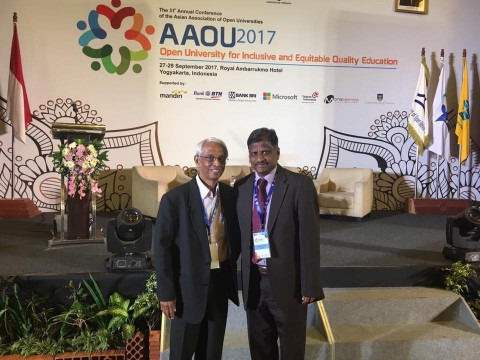 31-st  AAOU  Conference (2017)