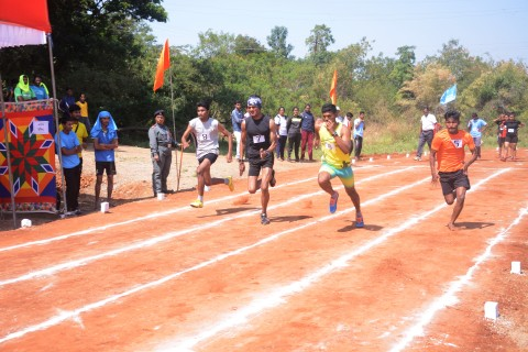 Yashwantrao Chavan Maharashtra Open University Kendiry Krida Mahotsav - 2018.