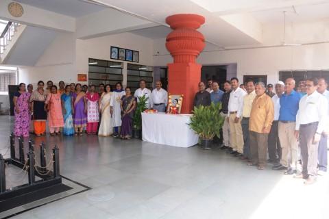 Former Prime Minister of India Late Indira Gandhi Jayanti Program 19-11-18